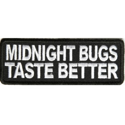 Midnight Bugs Patch - Bike 'N' Biker