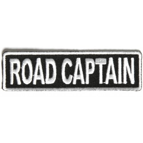 Road Captain Patch - Bike 'N' Biker