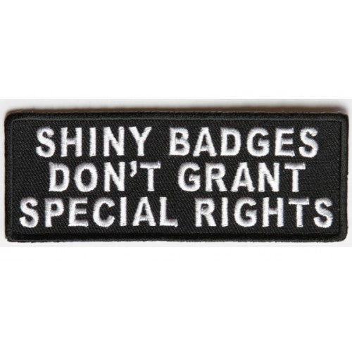 Shiny Badges Patch - Bike 'N' Biker