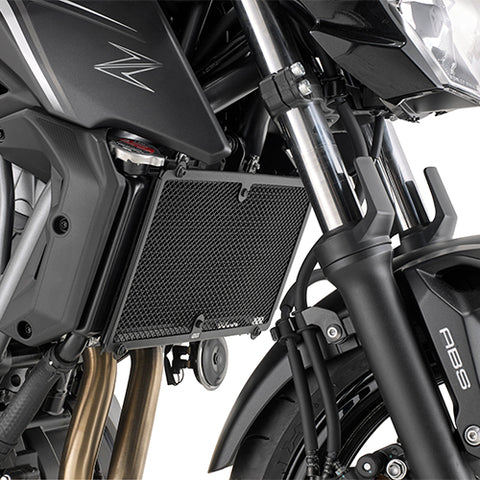 Specific Radiator Guard for Kawasaki Z650 - Givi