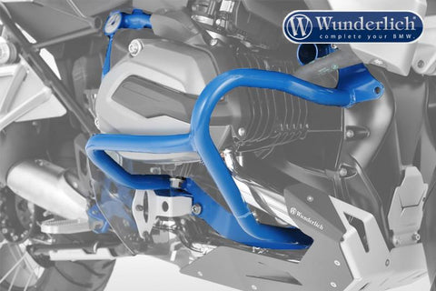 BMW R1200GS Engine Crash Bars (Blue)