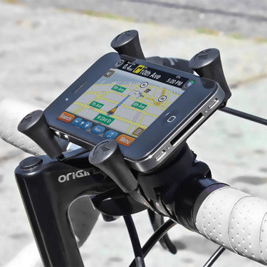 RAM EZ-ON/OFF™ Bicycle Mount X-Grip® - Bike 'N' Biker