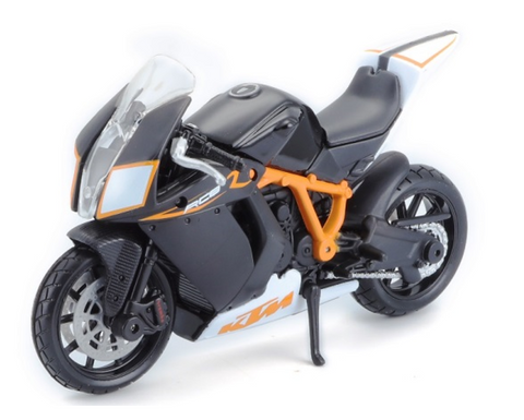 Burago KTM 1190 RC8R 1:18 Scale Model
