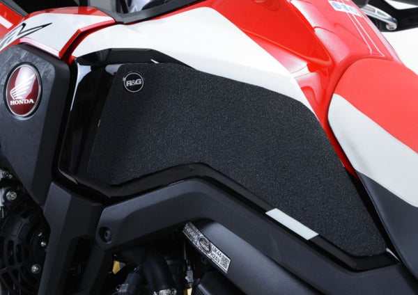 Tank Traction Grips for Honda Africa Twin '16- - R&G Racing - Bike 'N' Biker