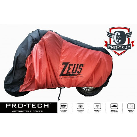 Pro-Tech Motorcycle Cover - Zeus