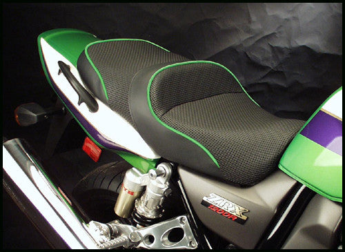 Kawasaki ZX 14 NINJA World Sport Performance Seat - Bike 'N' Biker
