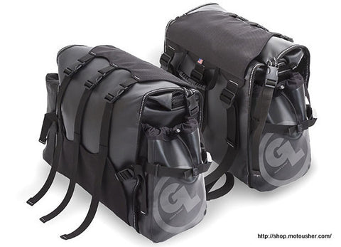 Panniers 89L Round the world GianLoop - Bike 'N' Biker