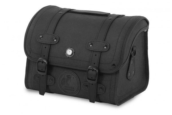 Saddlebags 25L Rugged Black Small bag by Hepco Becker - Bike 'N' Biker