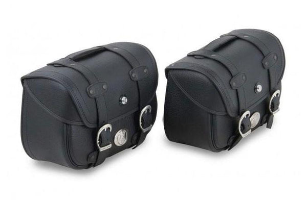 Liberty Saddlebags 23/28L - Hepco & Becker