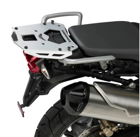 Top Rack with Metal Plate for Triumph Tiger 800 (2011-19) - Givi