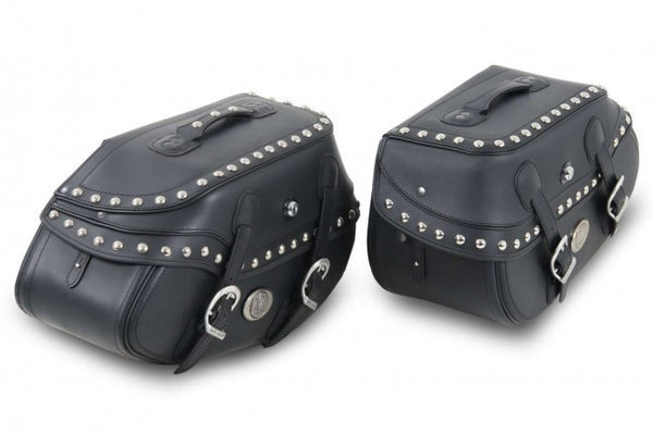 Saddlebags 30L Buffalo Custom by Hepco Becker - Bike 'N' Biker