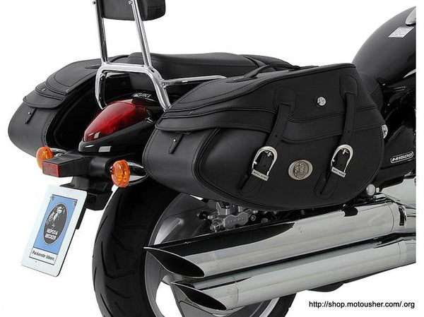 Saddlebags 30L Buffalo by Hepco Becker - Bike 'N' Biker