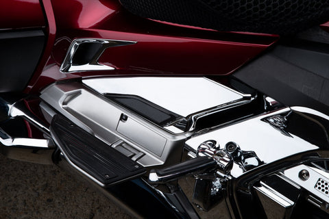 TWINART Side Covers - Honda Goldwing - Ciro Goldstrike