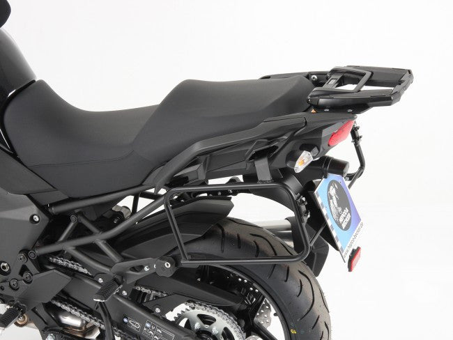 Kawasaki Versys 1000 Side carrier Lock it black Hepco Becker - Bike 'N' Biker
