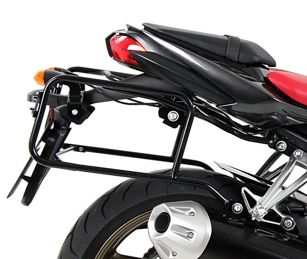 Yamaha FZ1 Side carrier Lock it Hepco Becker - Bike 'N' Biker