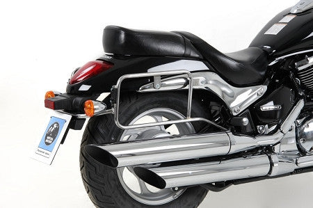 Side carrier Suzuki M 800 Intruder Hepco Becker