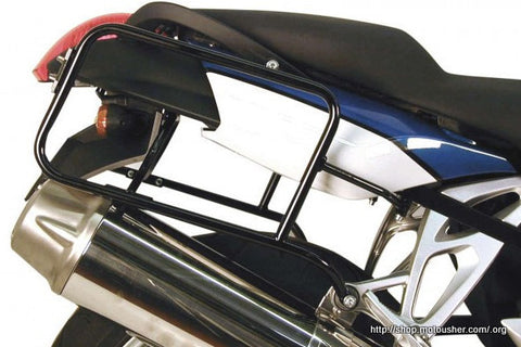 Side carrier black BMW K 1300 S Hepco Becker - Bike 'N' Biker