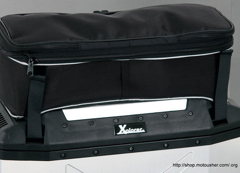 Top bag for Sidecases Xplorer Series - Bike 'N' Biker