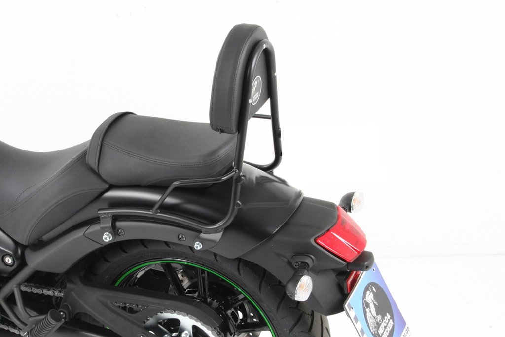 Kawasaki Vulcan S Backrest - Hepco & Becker - Bike 'N' Biker