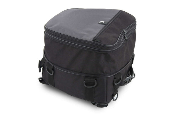 Tail Bag 18-28L Sportstar Rack Tie Down - Bike 'N' Biker