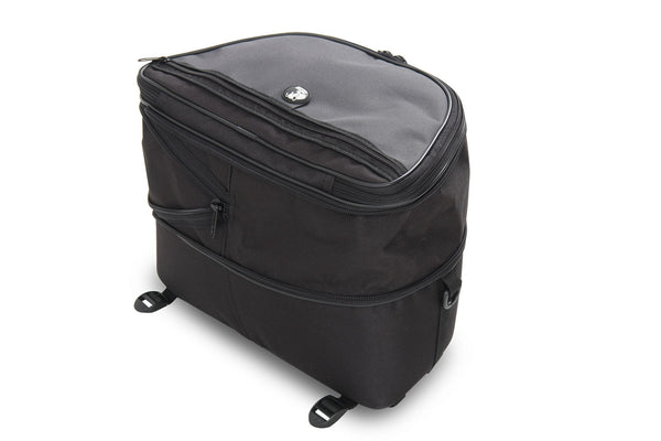 Tail Bag 15-25L Sportstar Rack Tie Down - Bike 'N' Biker