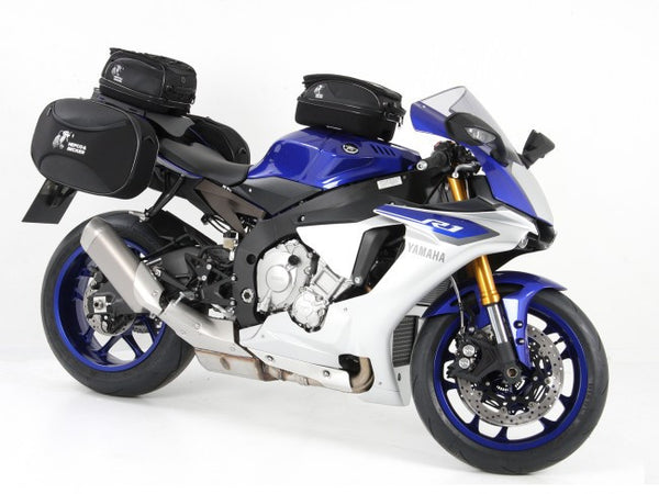 Yamaha YZF R1 / R1M C-Bow soft bag carrier Hepco Becker - Bike 'N' Biker