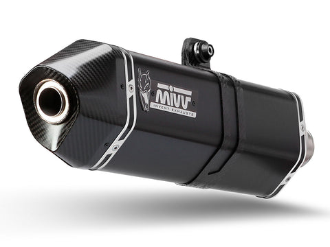 Speed Edge Slip On Exhaust for BMW R1250GS - Mivv