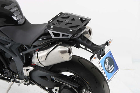 Triumph Speed Triple 1050 Sport Rack Lock it Hepco Becker - Bike 'N' Biker