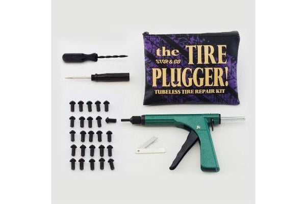 Auto Tire Plugger Tubeless Tires - Stop & Go - Bike 'N' Biker