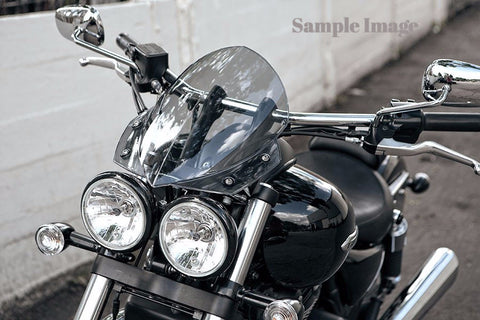 Triumph Thunderbird Storm Screen - Manta Flyscreen - Bike 'N' Biker