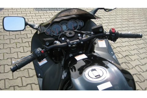 Suzuki Hayabusa Handlebar - Kit X-Bar (2013 - Onwards) - Bike 'N' Biker