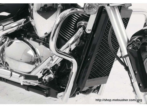 Suzuki M 800 Intruder Engine Guard Hepco Becker - Bike 'N' Biker