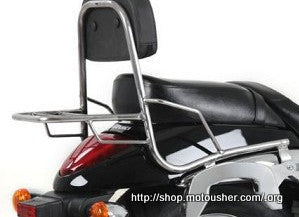 Suzuki M 800 Intruder Sissy Bar Hepco Becker - Bike 'N' Biker