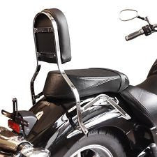 Suzuki M 800 Intruder Sissy bar without Rear Rack