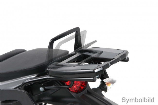 Suzuki V-Strom 1000 ABS Easy Rack black Hepco Becker - Bike 'N' Biker