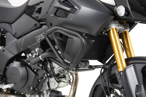 Suzuki V-Strom 1000 ABS Engine Protection bar Hepco Becker - Bike 'N' Biker