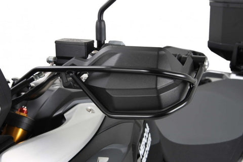 Suzuki V-Strom 1000 ABS Hand guard set black Hepco Becker - Bike 'N' Biker