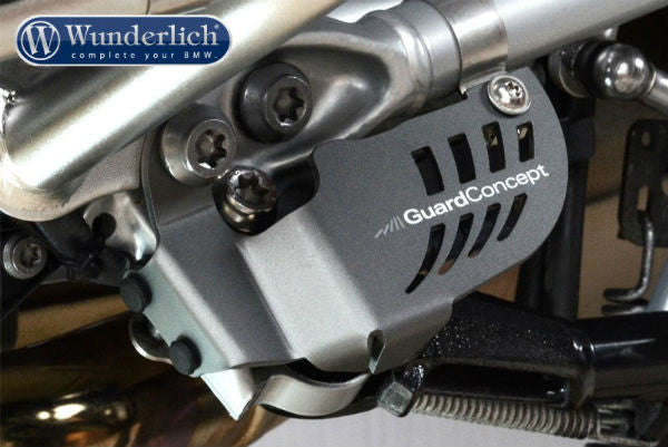 BMW R1200GS Protection - Switch Guard - Bike 'N' Biker