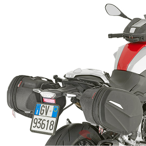 Side Rack for Easylock and Soft Side Luggage for BMW F900XR/R - Givi