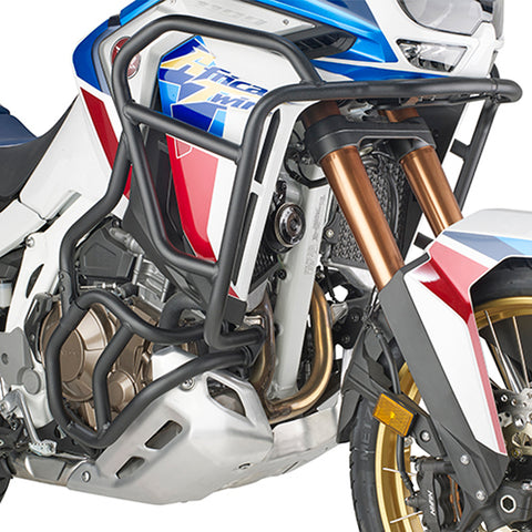 Specific Engine Guard, black for Honda CRF1100L Africa Twin Adventure Sports - Givi