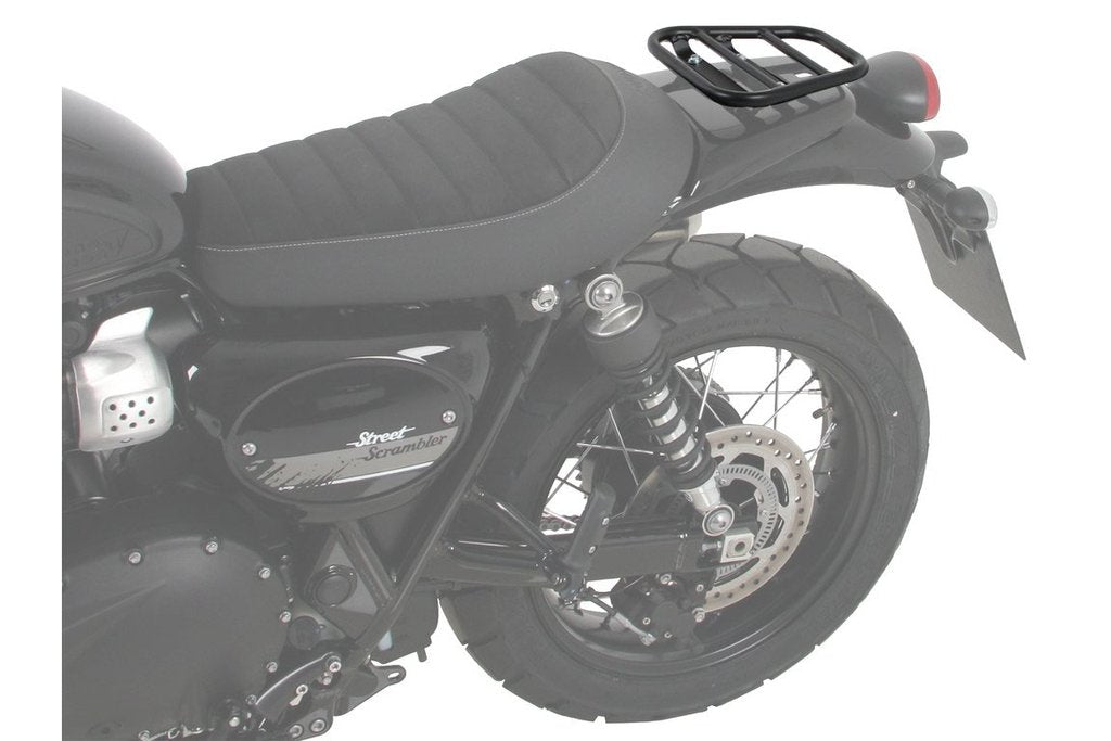 Triumph Street Scrambler Solo Rack without Backrest