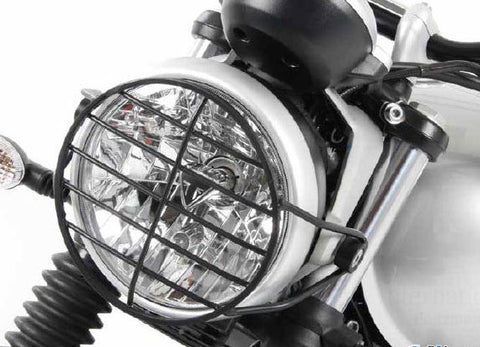 Triumph Street Twin Headlight grill - Bike 'N' Biker