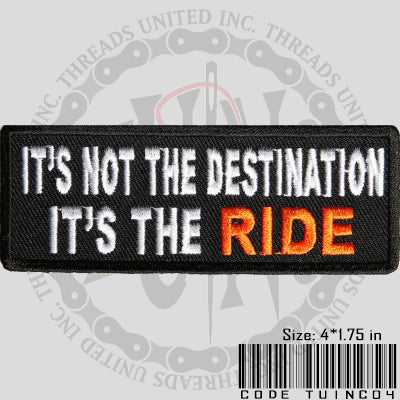 Destination Patch