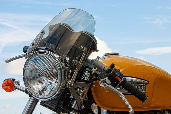 Triumph Thruxton 1200 Screen - Classic Flyscreen
