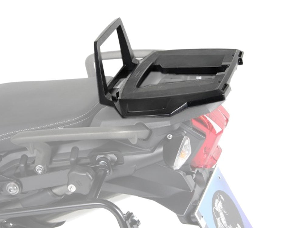 Triumph Tiger 800 Top Case Alu Rack XC, XCx, XR, XRx by Hepco Becker - Bike 'N' Biker