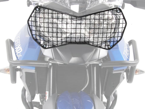 Triumph Tiger 800 Headlight Grille  XC, XCx, XR, XRx by Hepco Becker - Bike 'N' Biker