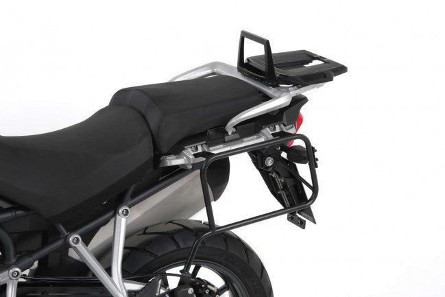 Triumph Tiger Explorer 1200 Easy Rack black Hepco Becker - Bike 'N' Biker