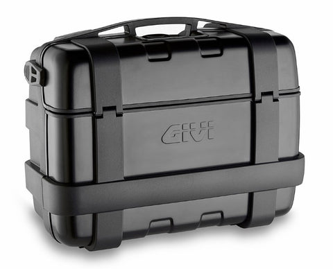 Trekker 33L Black Top/Side Case - Givi