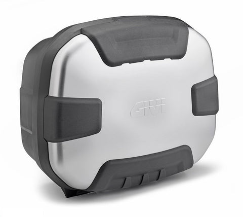 Trekker 35L Silver Top/Side Case - Givi