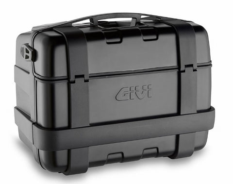 Trekker 46L Black Top/Side Case - Givi